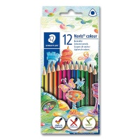 Staedtler Noris Color Crayons, Pack of 12