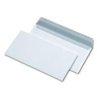 Envelopes DIN long, white, 80 g