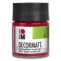 Decormatt Acryl matt - Nr. 032 karminrot