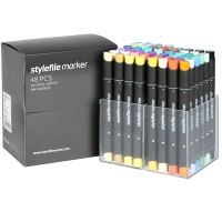 Stylefile Marker - 48er Main Set A