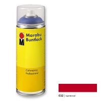 Marabu Paints 032 carmine red