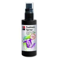 Textile Spray Paint Fashion-Spray 073 black