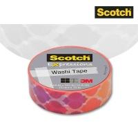 Washi Tape orange-rot
