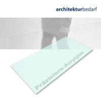 Präzisions-Acrylglas transparent glasgrün