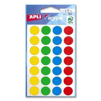 agipa Marking Points, Ø 15 mm, assorted colors