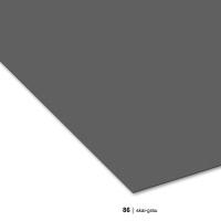 Colored Paper 50 x 70 cm, 86 skai grey