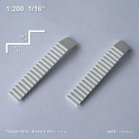 Treppe 16/31 Breite 6,0 mm
