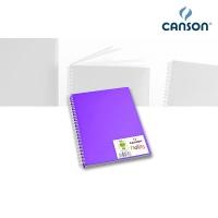 Skizzenbuch Canson Notes, violett A6