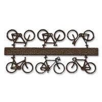 Bicycles, 1:200, darkbrown