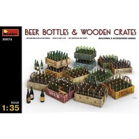 Beer Crate, Scale 1:35