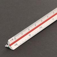 Aludreikantmaßstab 195S/1/30 - 30 cm