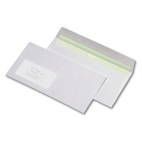 Envelopes DIN Long Format, white, 80 g