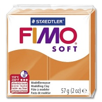 Fimo Soft 42 mandarine