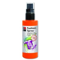 Textile Spray Paint Fashion-Spray 023 red orange