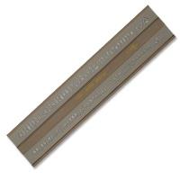 Schriftschablone 3,5 mm