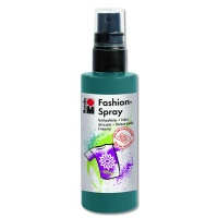 Textile Spray Paint Fashion-Spray 092 petrol