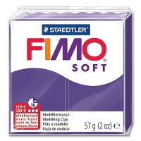 Fimo Soft 63 pflaume