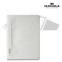 Durable A4 Sichthefter 2573 - weiß