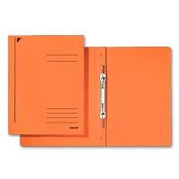 Leitz Spiral Binder A4 orange
