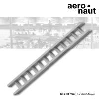Kunststoff-Treppe 13 x 60 mm