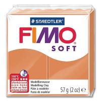 Fimo Soft 76 cognac