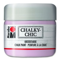 Marabu Chalky-Chic 225 ml, puderrosa