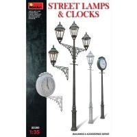 Street Lights, Scale 1:35