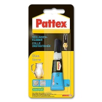 Superglue Pattex Glass 6 g Tube