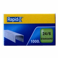 Rapid Staples Standard 24/6