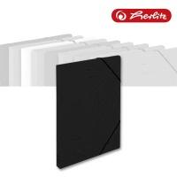 Ringhefter Colorspan A4 schwarz