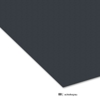Colored Paper 50 x 70 cm, 88 slate grey