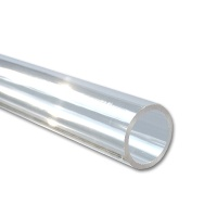 ASA Round Tube, ext. 3 int. 2 mm, transparent clear
