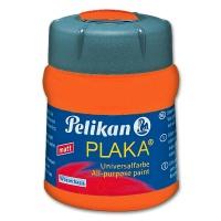 PLAKA Farbe - 24 zinnoberrot