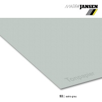 Tonzeichenpapier 130g/m² DIN A4, 93 astro-grau