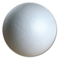 Styrofoam Ball 30 mm, 100 pcs.
