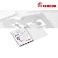 Ersatzhüllen A4 für Ecobra Sichtbücher