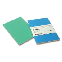 Skizzenheft Sketch & Note, Blue Bundle A6 hoch