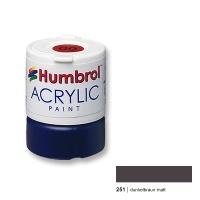 Humbrol Acrylfarbe - Nr. 251 RLM 81