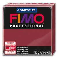 Fimo Professional 23 bordeaux