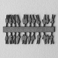 Figures, 1:250, grey
