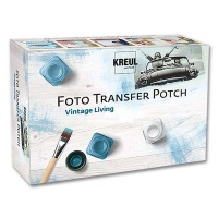 Foto Transfer Potch Vintage Living