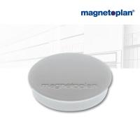 magnetoplan Discofix Rundmagnete standard, grau