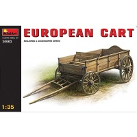 Wood Carriages, Scale 1:35