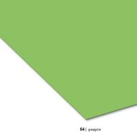Tonzeichenpapier 50 x 70 cm, 54 grasgrün