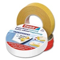 Tesa DS-Adhesive Film Role 15 mm x 10 m