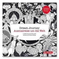 Malheft Dream Journey mit 22 Motiven