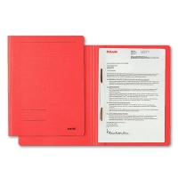 Leitz Loose-Leaf Binder Fresh A4 red