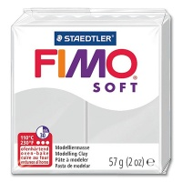 Fimo Soft 80 dolphin grey