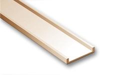Gut gemocht Holz für Modellbau: Leisten, Profile & MDF - jetzt kaufen bei CP43