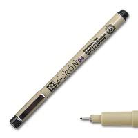 Pigma Micron Fineliner 04, black, 0,4 mm